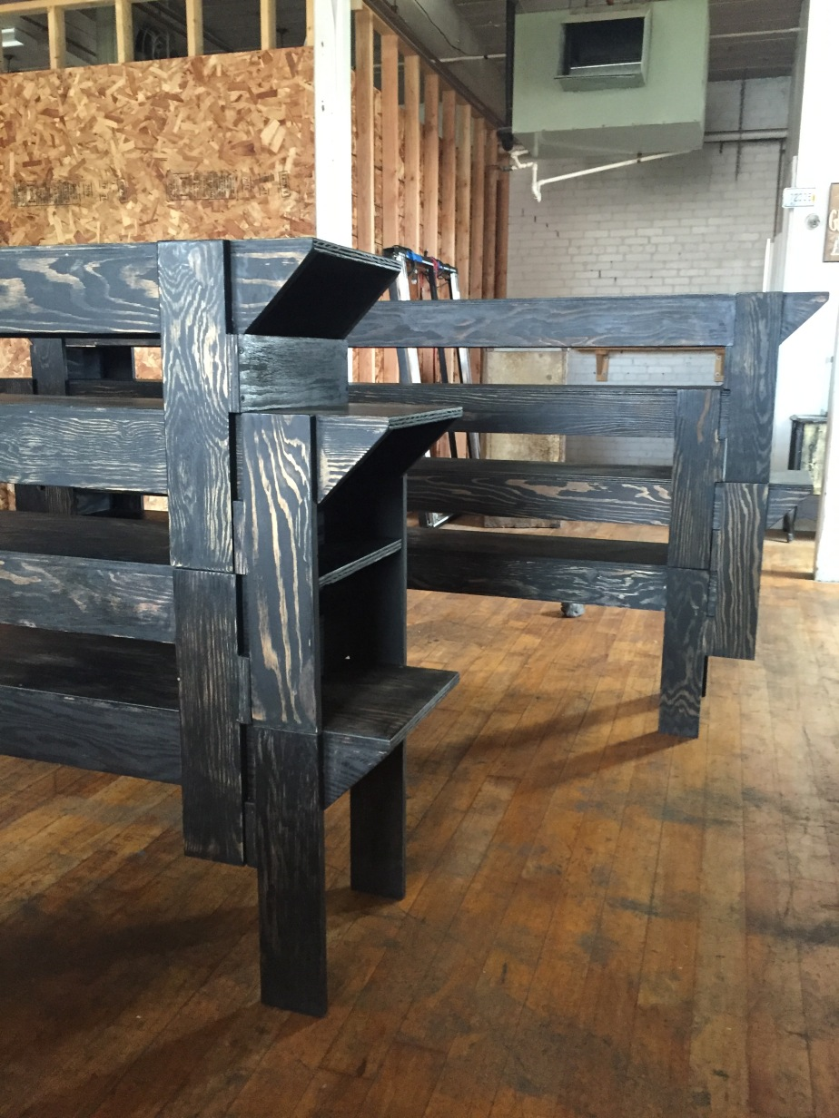 3 bench
